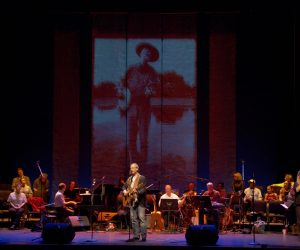 Pete Seeger tribute show at the Fitzgerald Theater